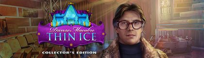 Danse Macabre: Thin Ice Collector's Edition screenshot