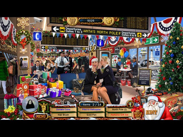 Christmas Wonderland 8 large screenshot