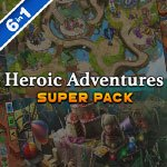 Heroic Adventures Super Pack