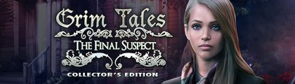 Grim Tales: The Final Suspect Collector's Edition screenshot