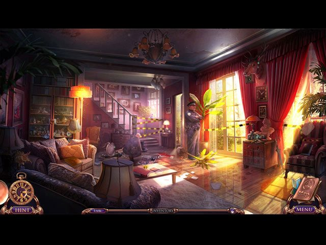 Grim Tales: The Final Suspect Collector's Edition large screenshot