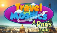 Travel Mosaics - A Paris Tour