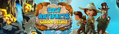 Lost Artifacts: Golden Island screenshot