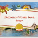 1001 Jigsaw World Tour - Europe