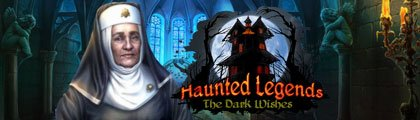 Haunted Legends: The Dark Wishes screenshot
