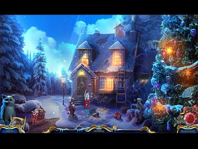 Christmas Stories: Puss in Boots Collector's Edition large screenshot