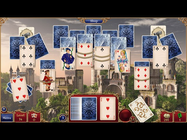 Jewel Match Solitaire Collector's Edition large screenshot