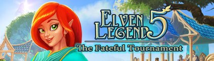 Elven Legend 5: The Fateful Tournament screenshot