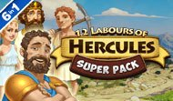 Game 12 Labours of Hercules Super Pack