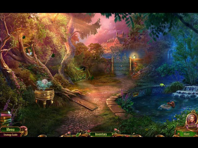 Dark Romance - Heart of the Beast large screenshot