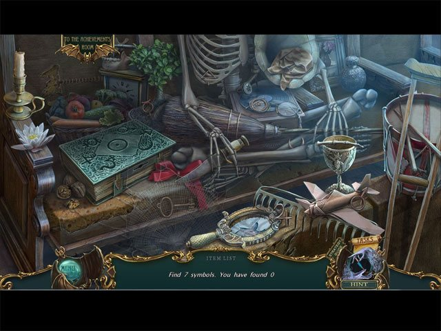 Haunted Legends: The Dark Wishes Collector's Edition large screenshot