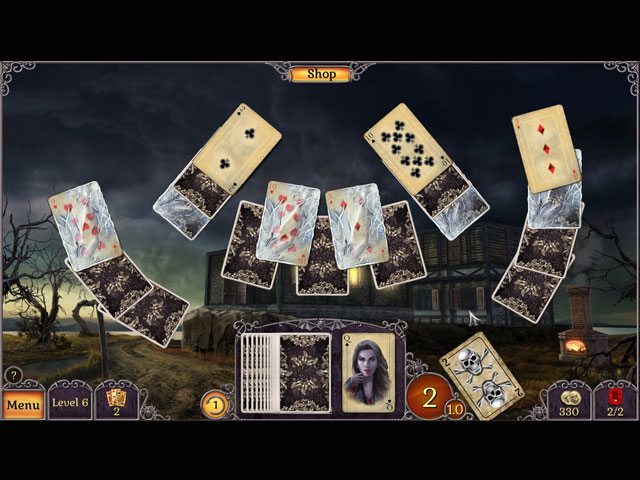 Jewel Match Twilight Solitaire large screenshot