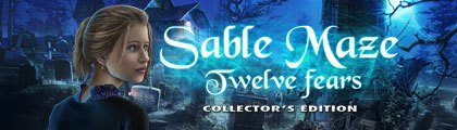 Sable Maze: Twelve Fears Collector's Edition screenshot