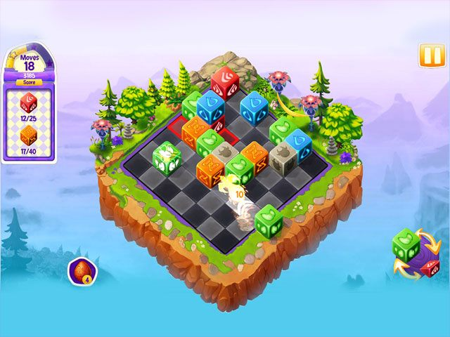 Cubis Kingdoms Collector's Edition large screenshot