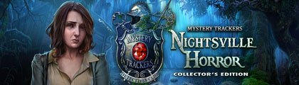 Mystery Trackers: Nightsville Horror Collector's Edition screenshot