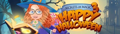 Secrets of Magic 3 - Happy Halloween screenshot