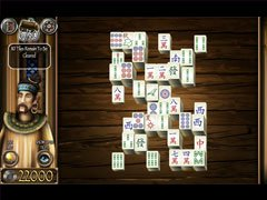 Mahjong Masters - Temple of the Ten Gods thumb 3