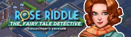 Rose Riddle: The Fairy Tale Detective Collector's Edition screenshot