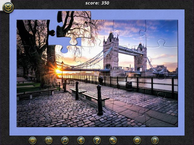 1001 Jigsaw World Tour London large screenshot