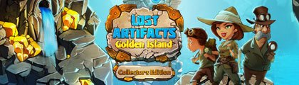 Lost Artifacts: Golden Island Collector's Edition screenshot