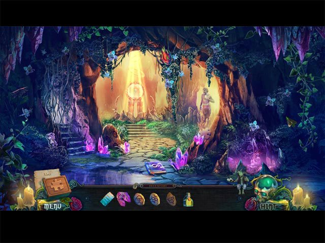 Witches' Legacy: Slumbering Darkness Collector's Edition large screenshot