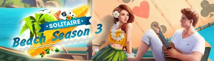 Solitaire: Beach Season 3 screenshot