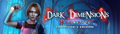 Dark Dimensions: Homecoming Collector's Edition screenshot