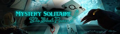 Mystery Solitaire - The Black Raven screenshot