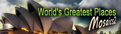 World's Greatest Places Mosaics 2 screenshot