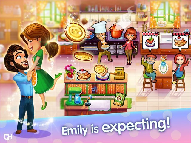 Delicious - Emily's Miracle of Life Platinum Edition large screenshot