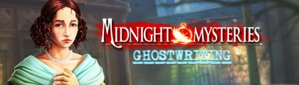 Midnight Mysteries: Ghostwriting screenshot