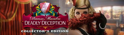 Danse Macabre: Deadly Deception Collector's Edition screenshot