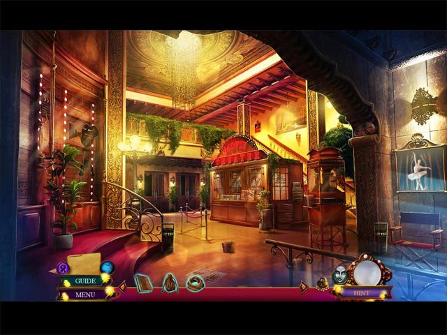 Danse Macabre: Deadly Deception Collector's Edition large screenshot