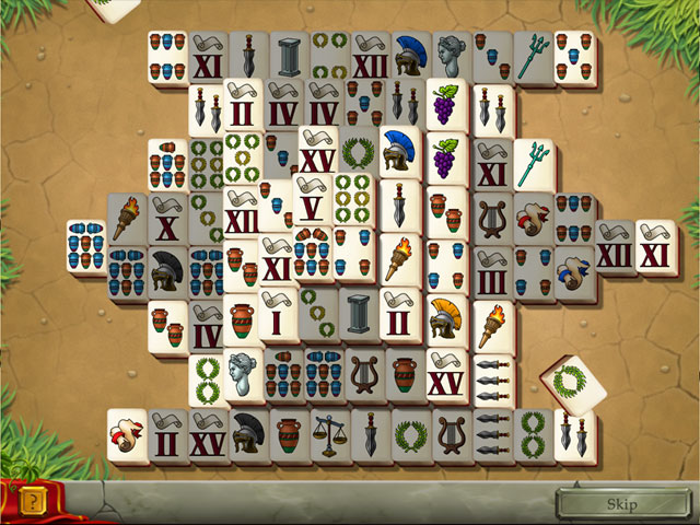Tales of Rome Solitaire large screenshot