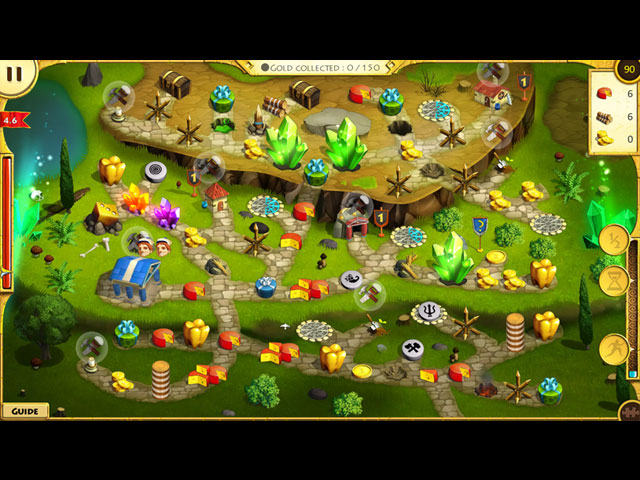 12 Labours of Hercules X: Greed for Speed large screenshot