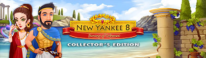 New Yankee 8: Journey of Odysseus Collector's Edition screenshot