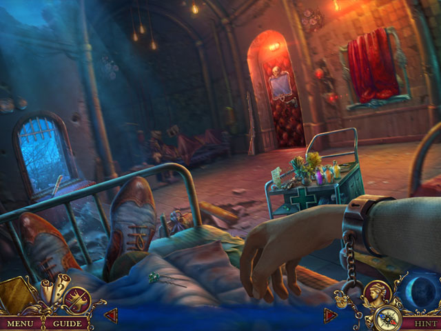Whispered Secrets: Dreadful Beauty Collector's Edition large screenshot