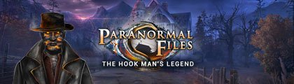 Paranormal Files: The Hook Man's Legend screenshot