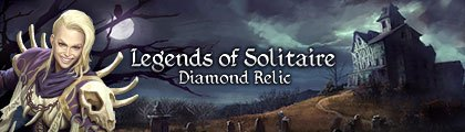 Legends of Solitaire Diamond Relic screenshot