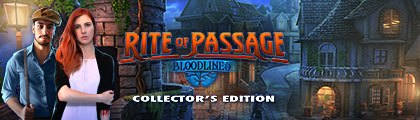 Rite of Passage: Bloodlines Collector's Edition screenshot