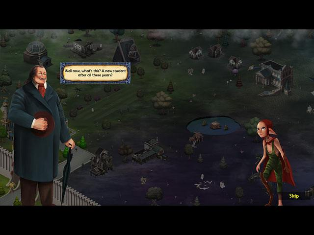 Academy of Magic: The Great Dark Wizard's Curse large screenshot