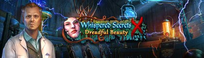 Whispered Secrets: Dreadful Beauty screenshot