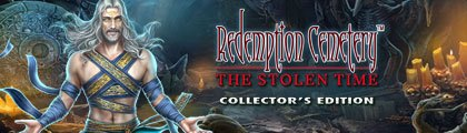 Redemption Cemetery: The Stolen Time Collector's Edition screenshot