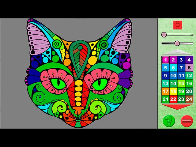 Paint By Numbers 9 large screenshot