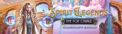 Spirit Legends: Time for Change Collector's Edition screenshot