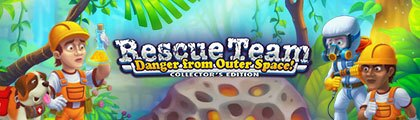Rescue Team: Danger from Outer Space Collector's Edition screenshot