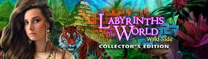 Labyrinths of the World: The Wild Side Collector's Edition screenshot