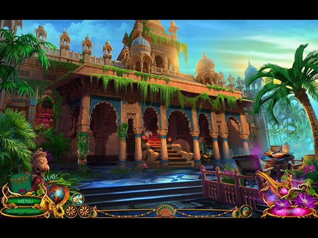 Labyrinths of the World: The Wild Side Collector's Edition large screenshot