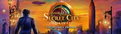 Secret City: Chalk of Fate Collector's Edition screenshot