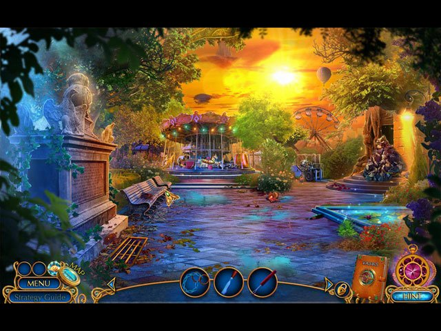 Secret City: Chalk of Fate Collector's Edition large screenshot